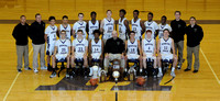 BGHS Basketball Team Photo