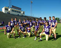 BGHS Football 2015 Picture Day
