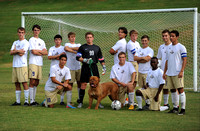 BGHS Soccer 2015 Picture Day