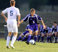 BGHS vs MC boys soccer