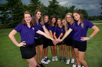 BGHS Girls' Golf 2017