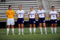 BGHS Girls' Soccer Action