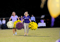 BGHS Girls' Soccer Senior Night 14