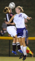 BGHS vs HCHS girls soccer