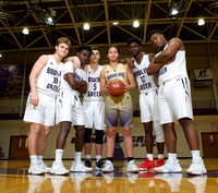 BGHS Boys' & Girls' Basketball 2017