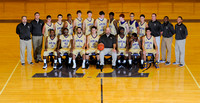 BGHS Boys' Basketball 13-14