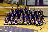 BGHS Volleyball 2017