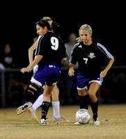 BGHS Girls Soccer Playoffs