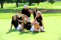 BGHS Girls' Golf 2014